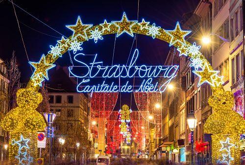 Adventní Štrasburk + COLMAR + BADEN-BADEN
