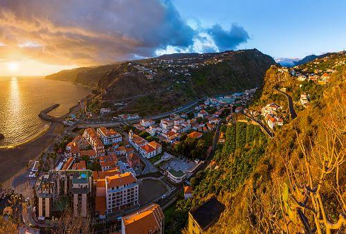 To nejlepší z Madeiry + PLAVBA PLACHETNICÍ PŘI ZÁPADU SLUNCE