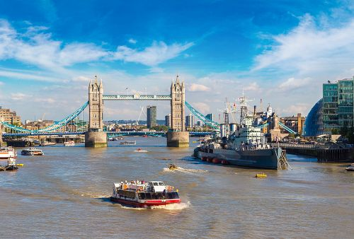 Londýn pro milovníky vojenské historie + VÁLEČNÁ MUZEA