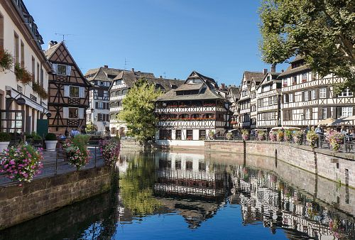To nejlepší ze Štrasburku + COLMAR (letecky z Prahy)