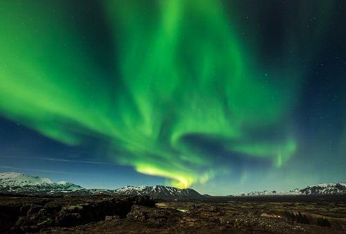 To nejlepší z Islandu + POLÁRNÍ ZÁŘE