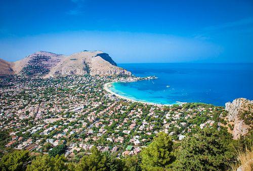 To nejkrásnější ze Sicílie + NEAPOL + CAPRI (autobusem)