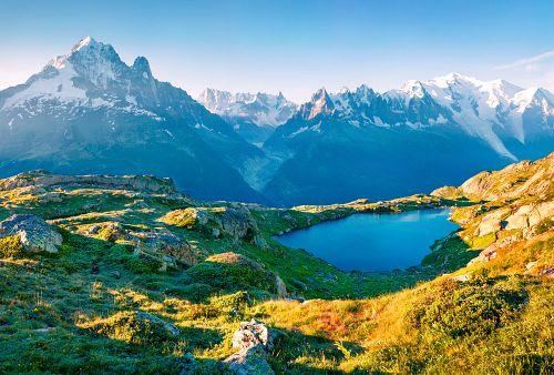 Francouzské Švýcarsko + MONT BLANC