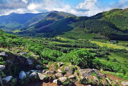 Skotská vysočina + EDINBURGH + OSTROV SKYE + LOCH NESS