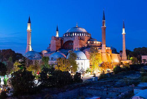 To nejlepší z Istanbulu a Ankary + ÚDOLÍ KAPPADOKIE + TURECKÉ LÁZNĚ