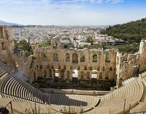 Poznejte božské Athény