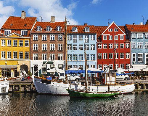 To nejlepší z Kodaně + KRONBORG
