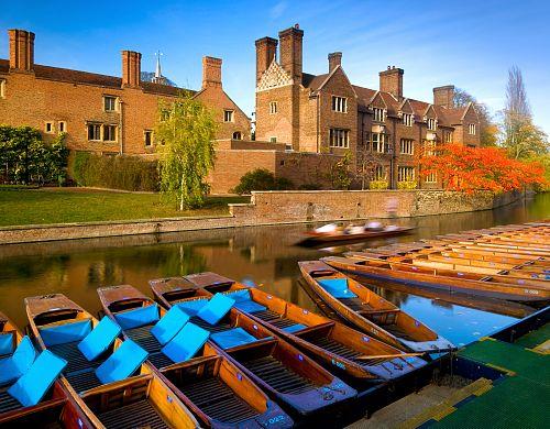 To nejlepší z Londýna + CAMBRIDGE + OXFORD