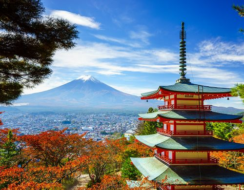 Japonsko… Víc než zážitek!