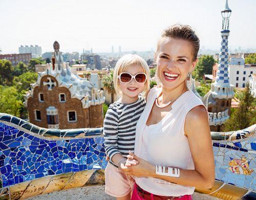 Barcelona pro rodiče a děti