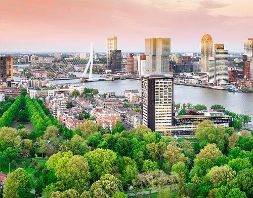 To nejlepší z Amsterdamu + ROTTERDAM