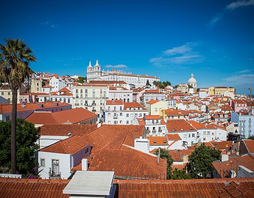 Jak chutná Lisabon