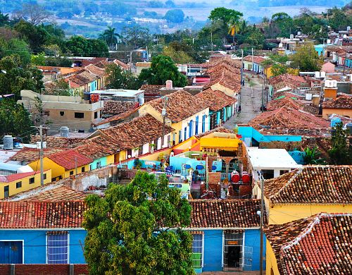 Oslaďte si život Kubou