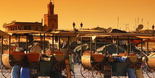 Poznávací zájezdy do Marrákeše
