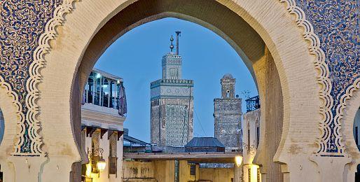 Maroko letecky z Berlína