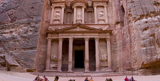Poznávací zájezdy do Jordánska