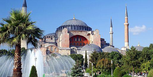 Květinové zájezdy do Istanbulu