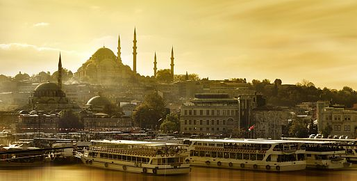 Istanbul letecky z Prahy