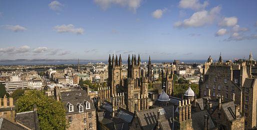 Poznávací zájezdy do Edinburghu z Prahy