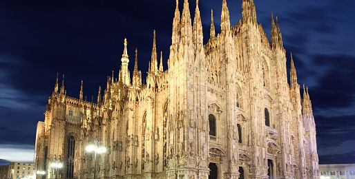 Poznávací zájezdy do Milána