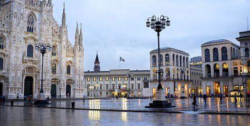 Milán letecky z Ostravy
