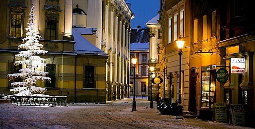 Adventní Wroclaw z Ostravy