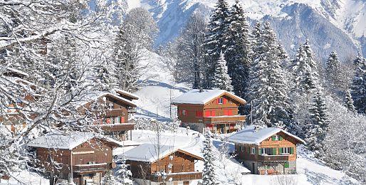 Adventní zájezdy do Švýcarska