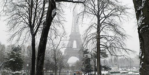 Zimní zájezdy do Francie