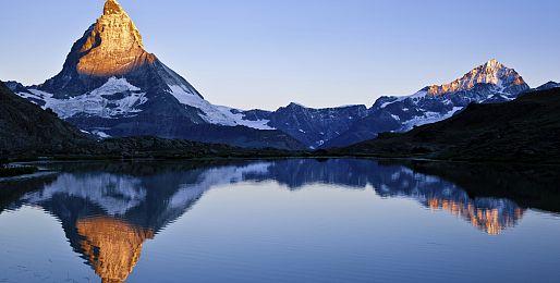 Nové zájezdy do Švýcarska