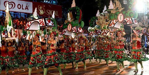 Zájezdy na festivaly a svátky do Portugalska