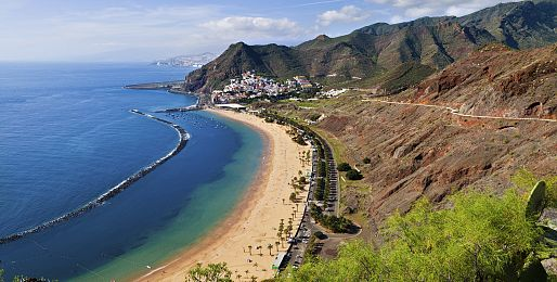 Poznávací zájezdy na Tenerife