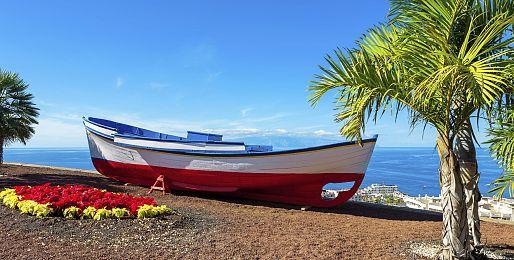 Zájezdy na Tenerife z Krakova