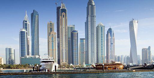 Nové  zájezdy do Emirátů