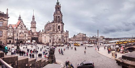 Adventní zájezdy do Drážďan z Prahy