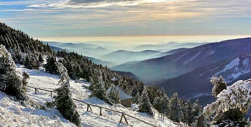 Lyžařské zájezdy do České republiky