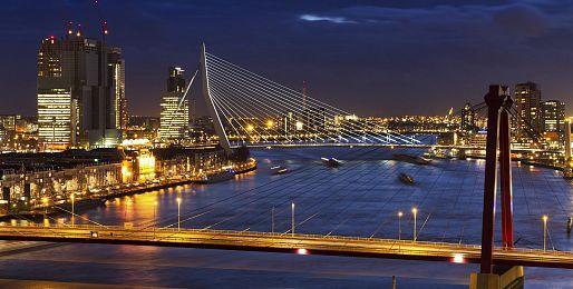 Poznávací zájezdy do Rotterdamu