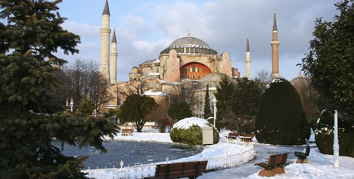 Zimní zájezdy do Turecka