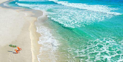 Florida a moře