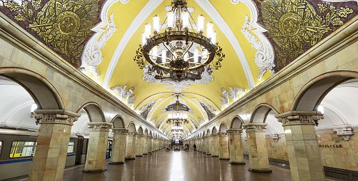 Poznávací zájezdy do Ruska