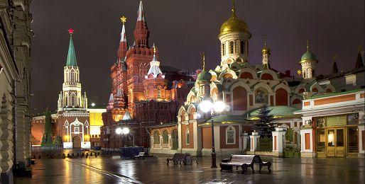 Moskva letecky