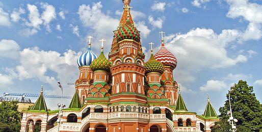 Poznávací zájezdy do Moskvy