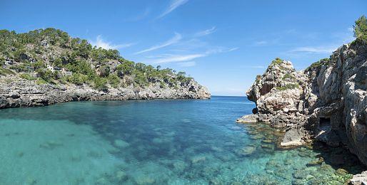 Mallorca a moře