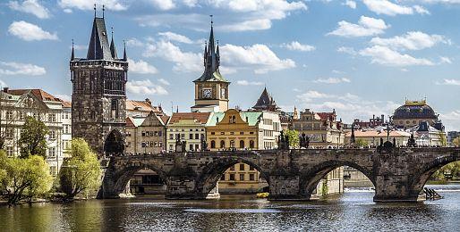 Poznávací zájezdy do Prahy