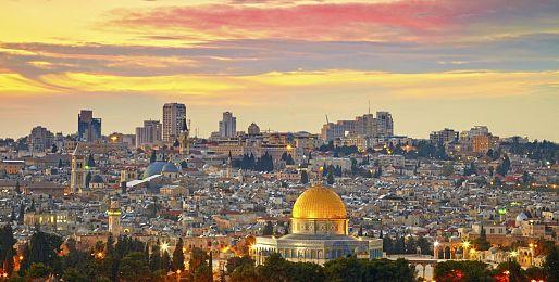 Poznávací zájezdy do Jeruzaléma