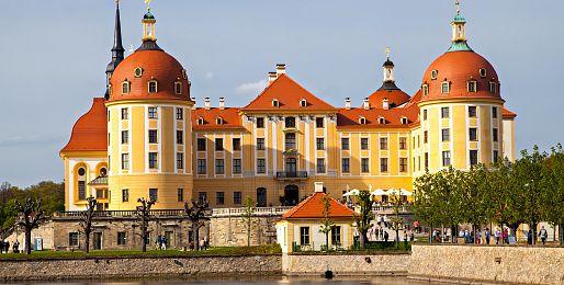 Poznávací zájezdy do Moritzburgu