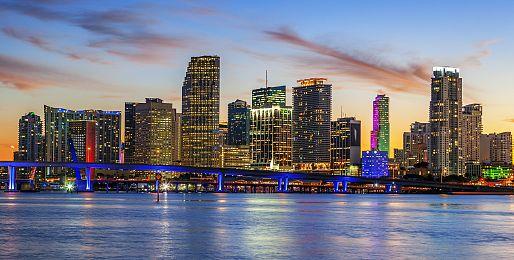 Zájezdy do Miami na týden a více