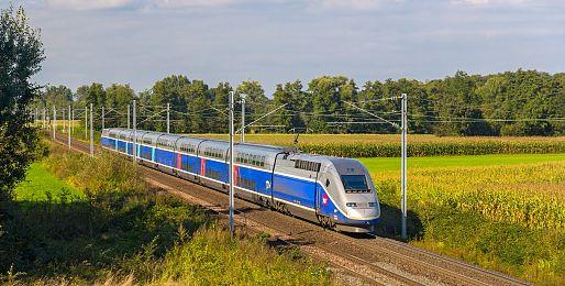 Zájezdy vlakem do Francie