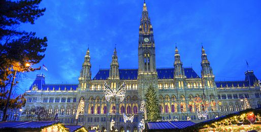 Víkendové zájezdy do Vídně