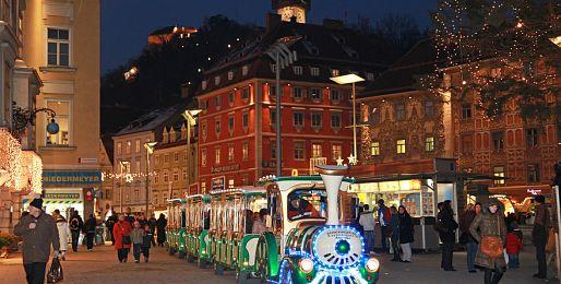 Adventní zájezdy do Grazu