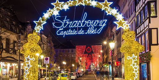Adventní Štrasburk z Prahy